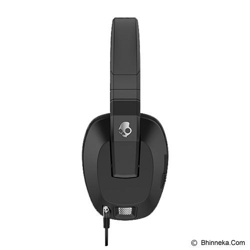 SKULLCANDY Crusher Over-Ear w/mic 1 [S6SCDZ-003] - Black - Headphone Full Size